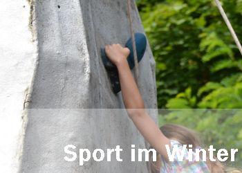 Sport im Winter, Bekleidung