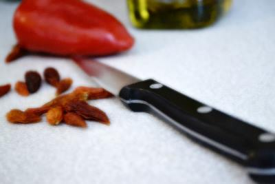 Chilischoten, scharf kochen